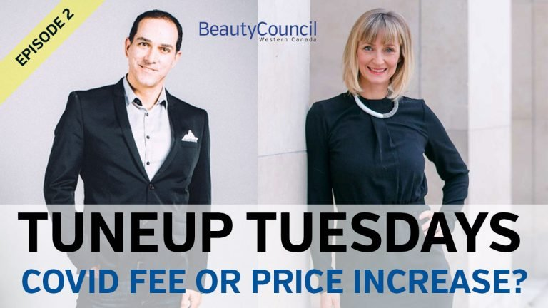Tuneup Tuesdays, Episode 2: Do you charge a COVID fee or increase your prices?