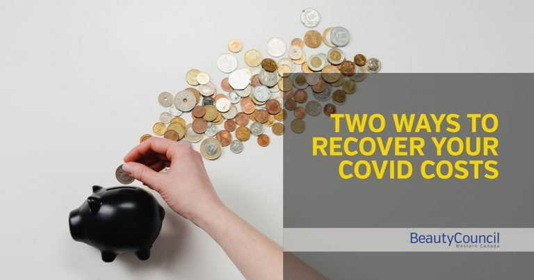 Two ways to recover COVID costs
