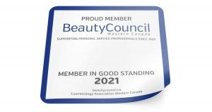 Rendering of the BeautyCouncil 2021 decal