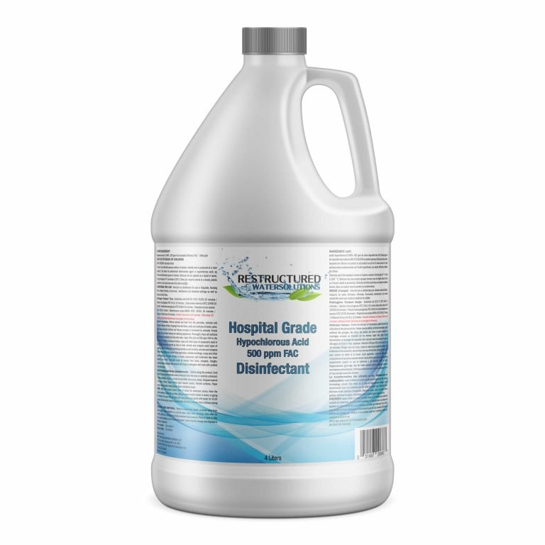 New approved disinfectant now available to combat COVID-19