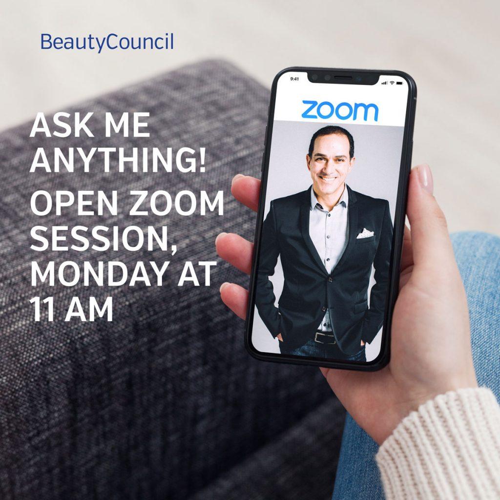 Zoom Monday 11