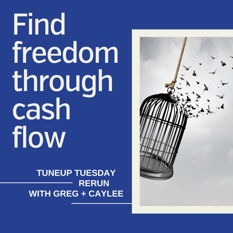 Do you know your cash flow? (hint – it's different than profit)