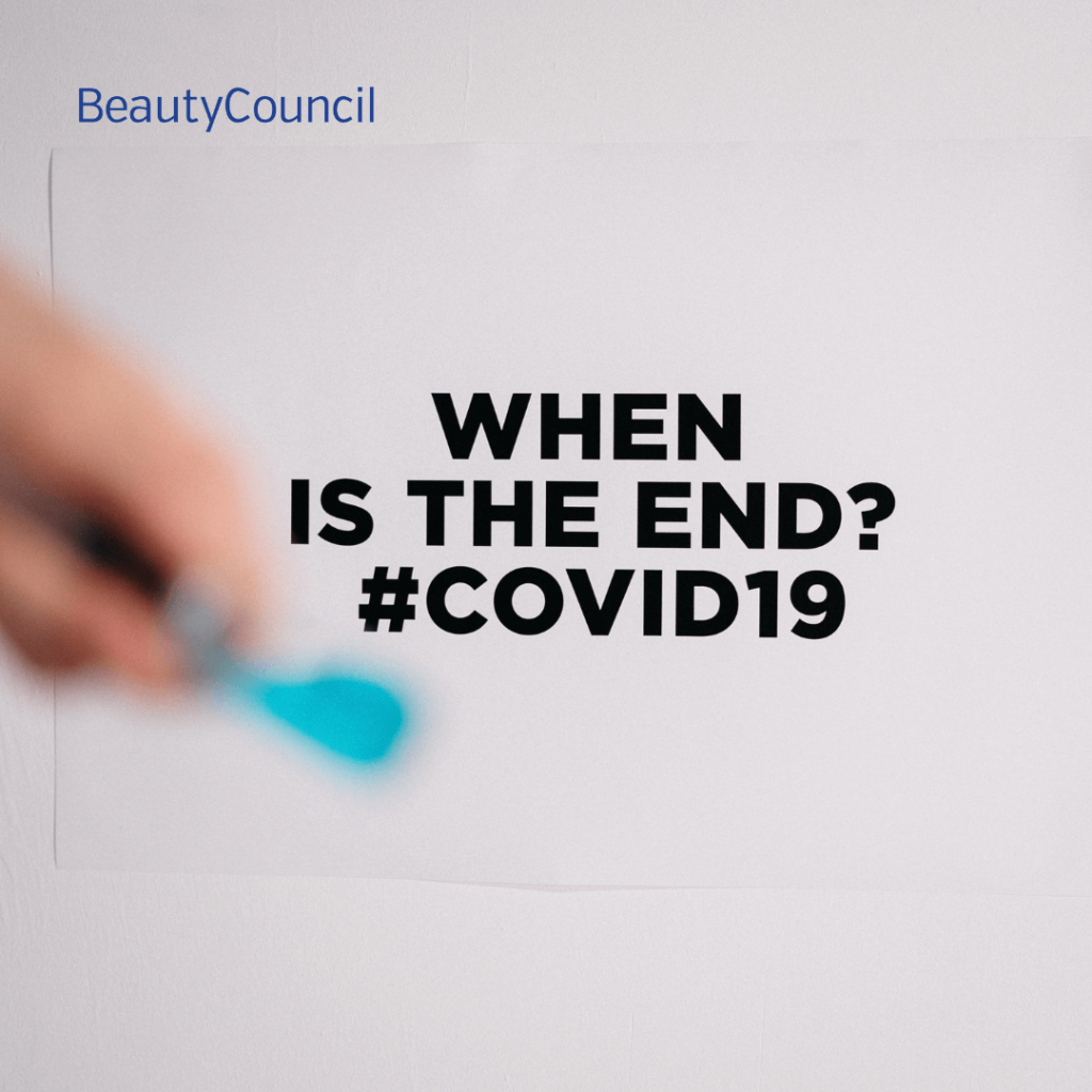 When does COVID-19 end?
