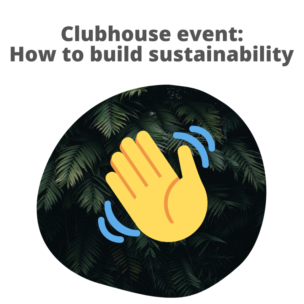 Clubhouse event April