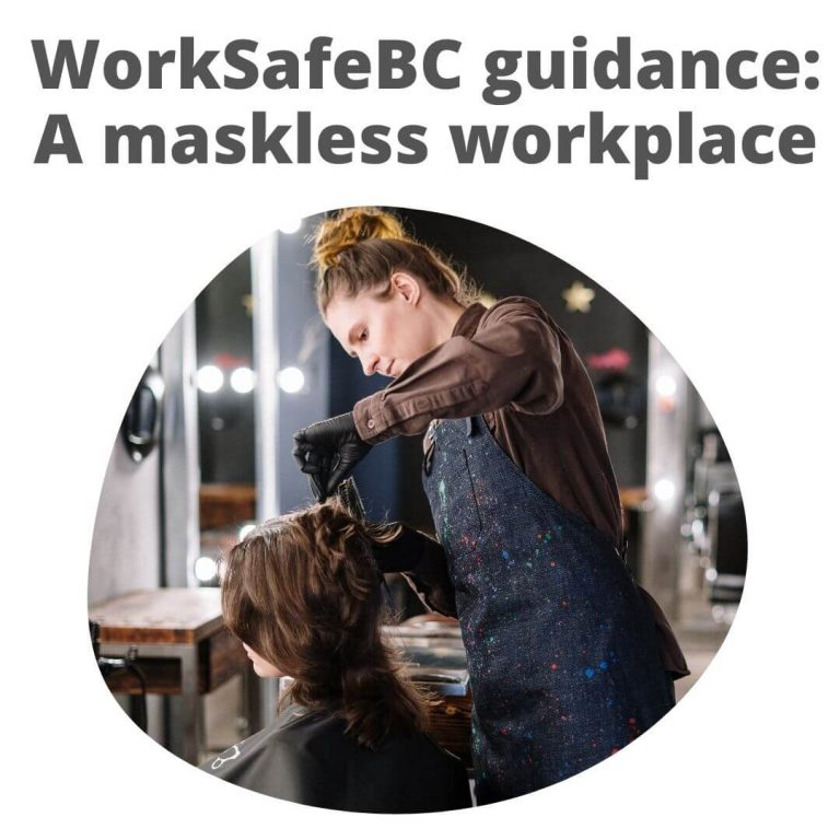 Interview with WorkSafeBC – what you need to know about COVID-19 going forward