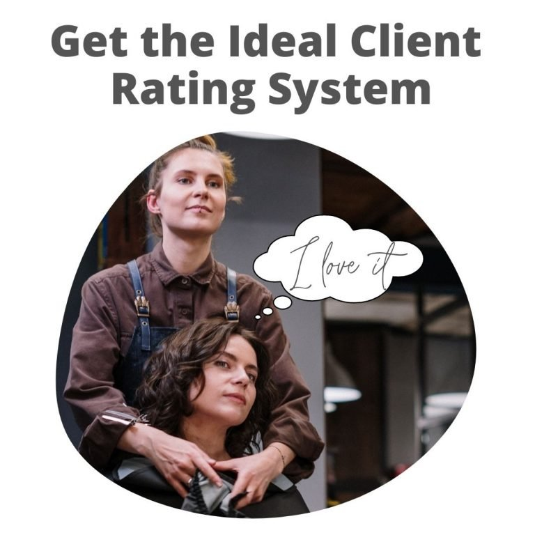 Get the Ideal Client Rating System template